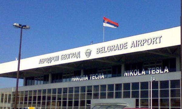 Aerodrom Nikola Tesla