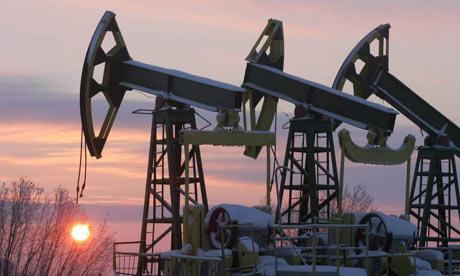 Rusija, nafta