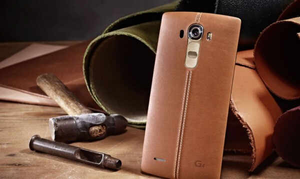 LG G4 koža
