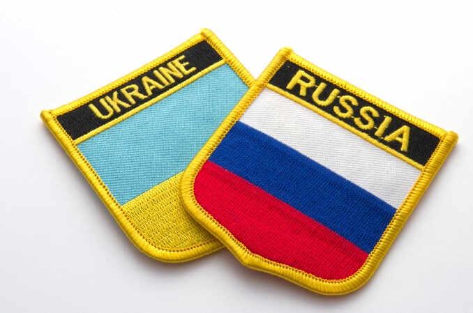 Ukrajina i Rusija