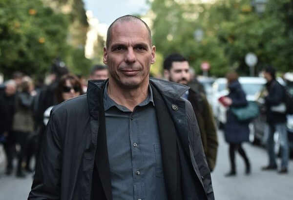 Greece's newly appointed finance ministe...Greece's newly appointed finance minister Yanis Varoufakis walks along a street in Athens on January 27, 2015.  Greece named radical left-wing economist Yanis Varoufakis its new finance minister on, giving him the mammoth task of leading negotiations with international creditors over the country's bailout.The appointment of Varoufakis is seen as a signal that the new anti-austerity Syriza-led government will take a hard line in haggling over the 240-billion-euro ($269 billion) EU-IMF package.  AFP PHOTO / ARIS MESSINISARIS MESSINIS/AFP/Getty Images