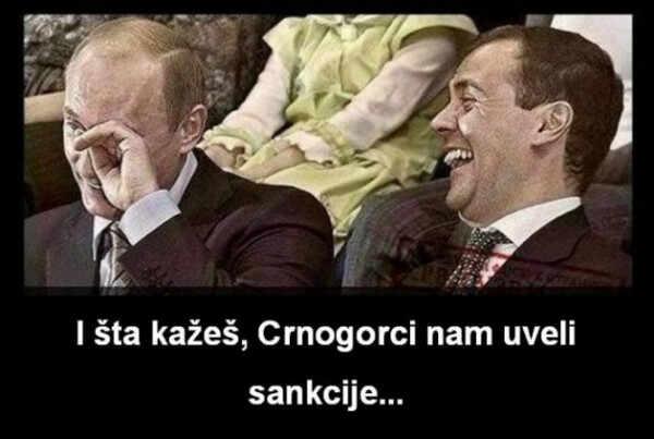 Vladimir Putin i Dmitrij Medvedev