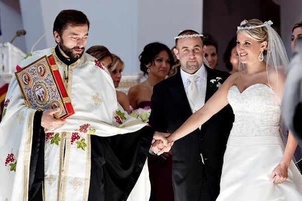 grčko venčanje