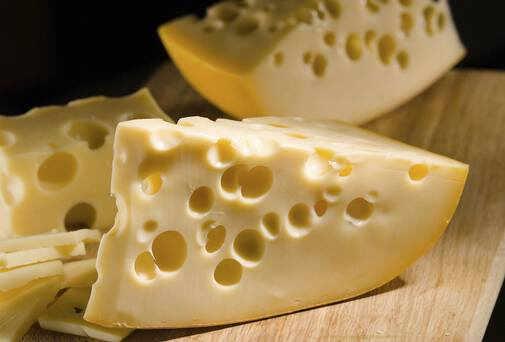 švajcarski sir 2