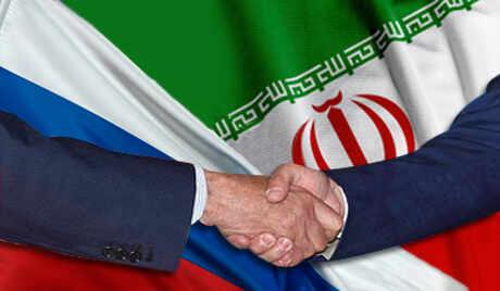 Rusija Iran