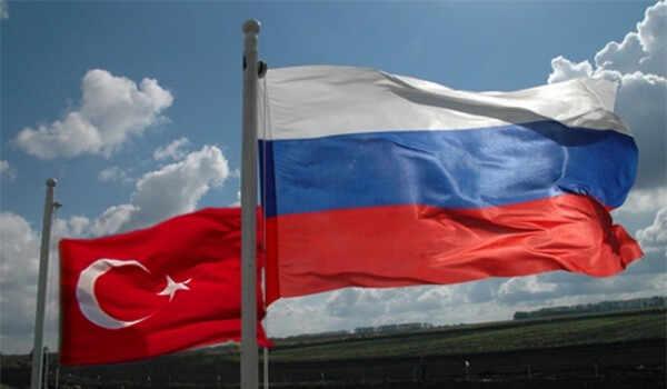 Rusija i Turska