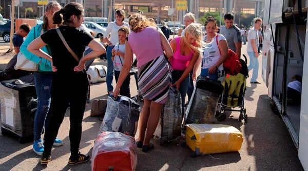 Ruski turisti