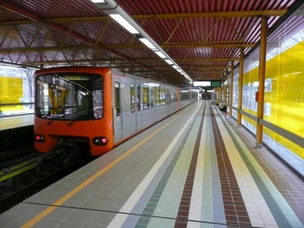 briselski metro