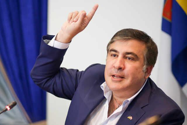 Saakašvili