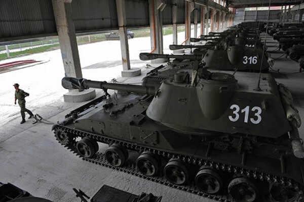 ruski tenkovi