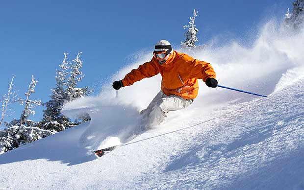 skijaš