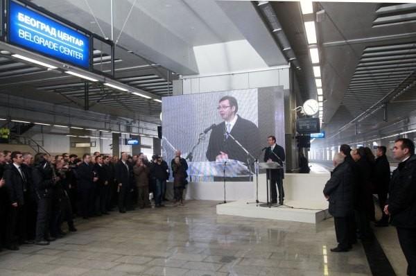 Aleksandar Vučić, Prokop