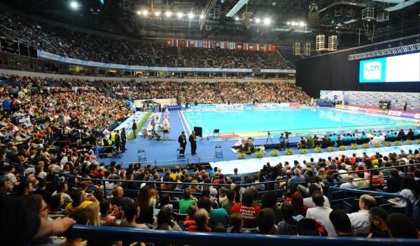 EUROPEAN WATERPOLO CHAMPIONSHIPS 2016 - OTVARANJEBeograd, 10.01.2016.foto: Nebojsa ParausicVaterpolo, Evropsko prvenstvo 2016. XYZ