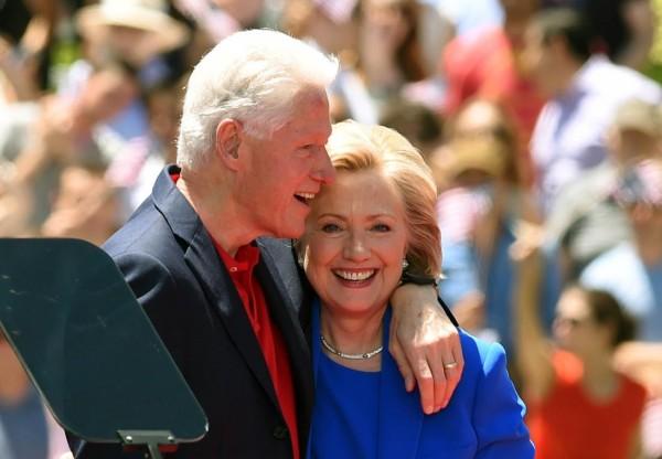 Bil i Hilari Klinton 2