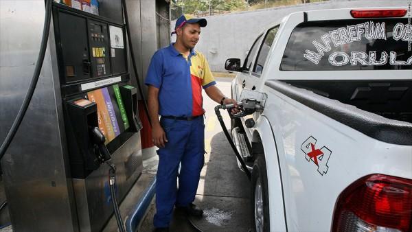 benzinska pumpa, Venecuela