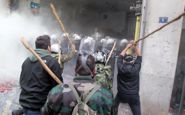 protest, Atina