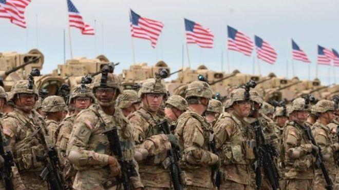 vojska SAD