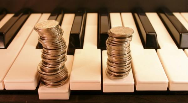 muzički dinar