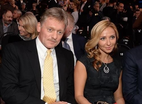 Peskov i Navka