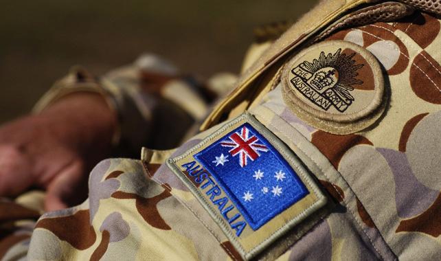 australijska vojska
