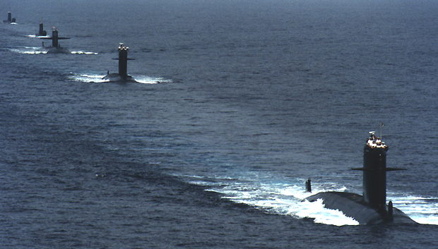 francuska podmornica