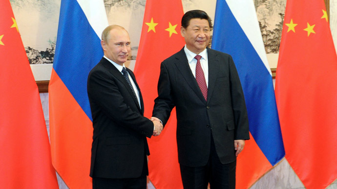 Putin i Si