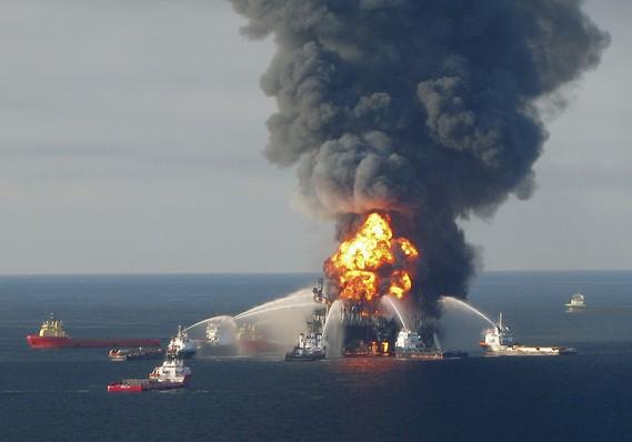 BP, Meksički zaliv