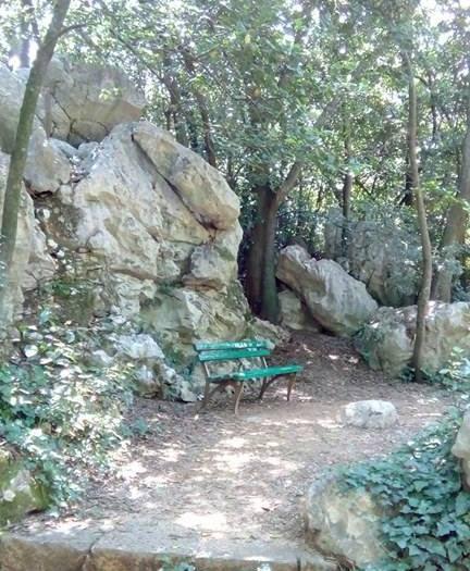 Vrgorac, park 2